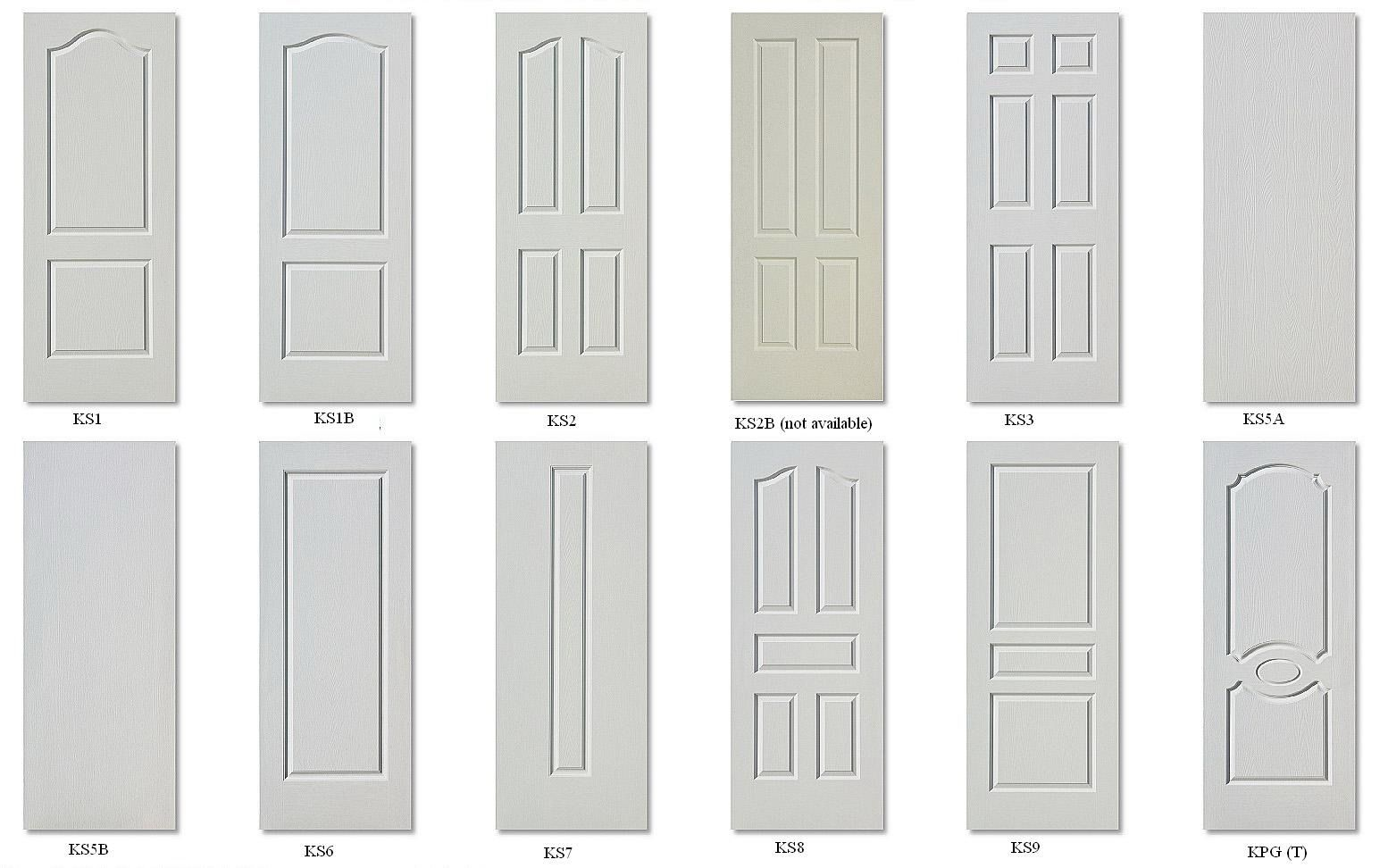 White interior door designs design ideas 13659 door design for Plain main door designs