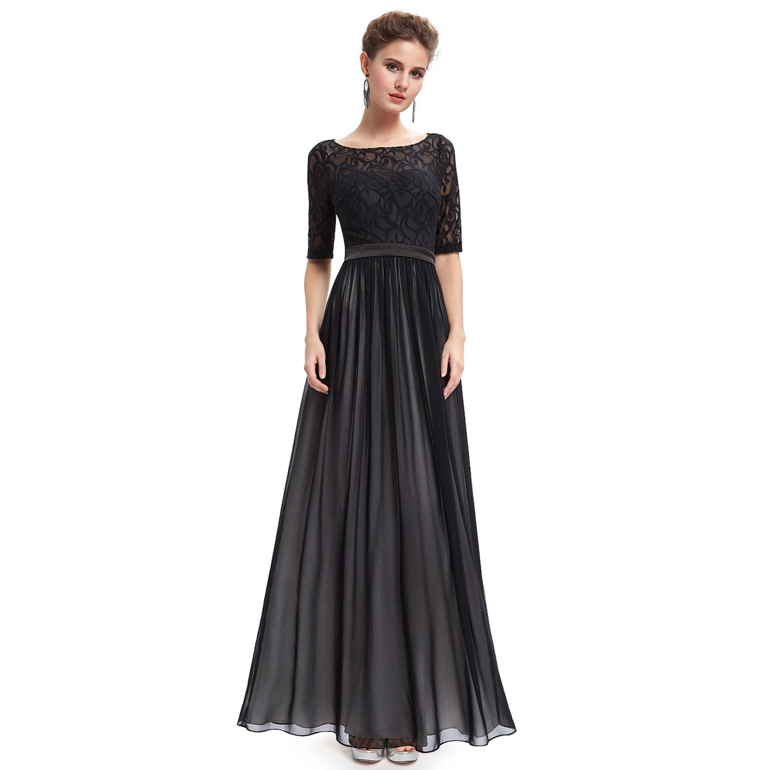 Awesome women long formal gown prom evening formal dress ever