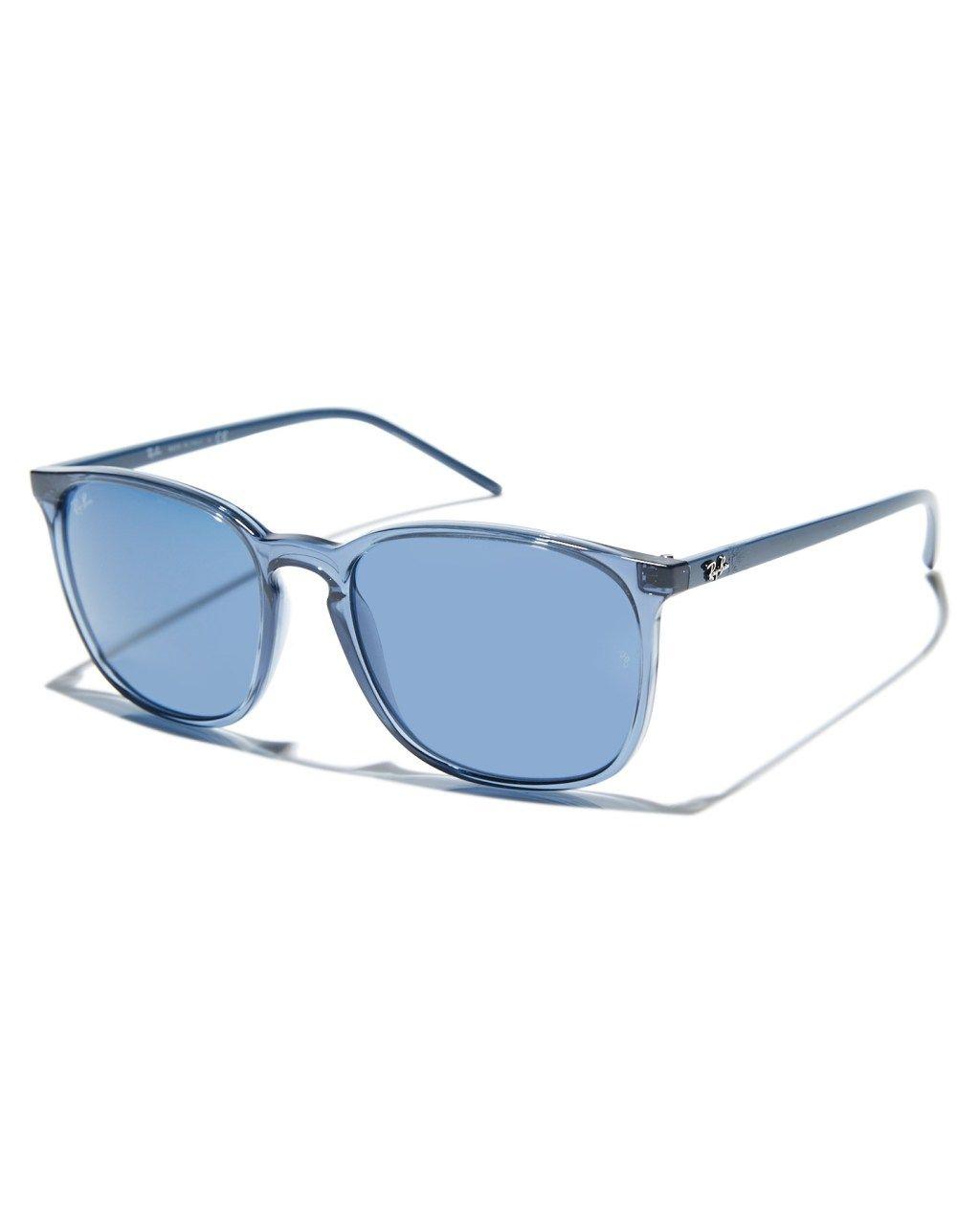 mens ray ban wayfarer sunglasses blue