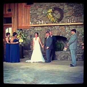 Barn Wedding in Mississippi