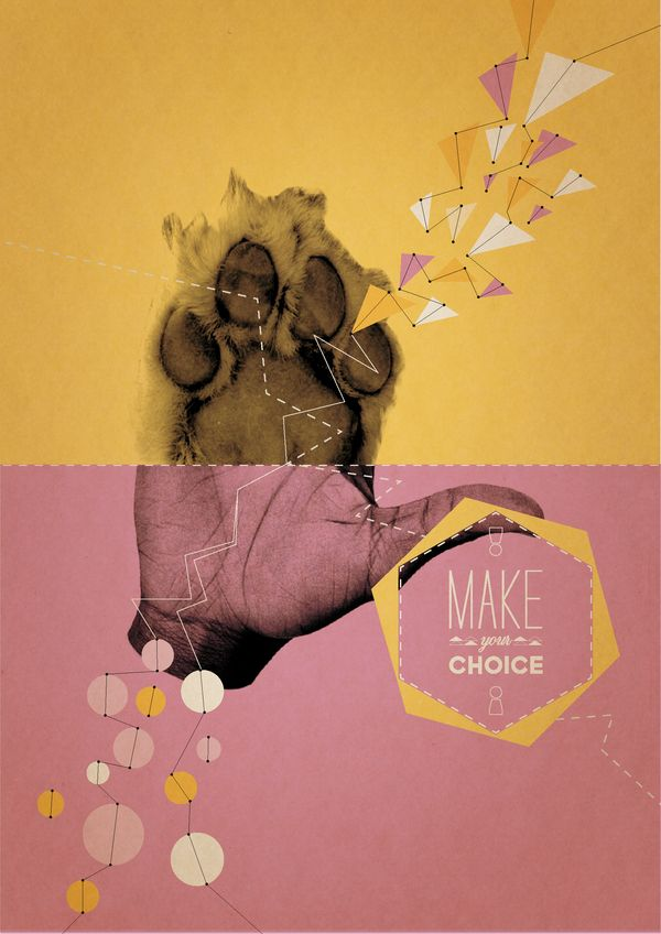 Make your choice! by Cristina Buonanno