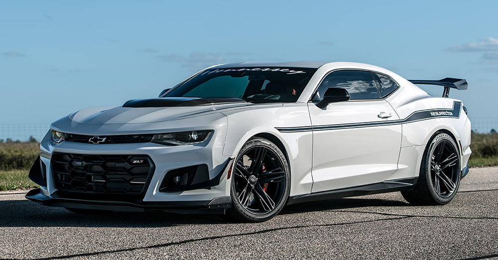 Hennessey Just Built A Badass Lt5 Powered 1 200hp Resurrection