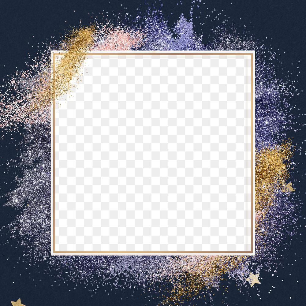 Glitter Frame Png Purple Sparkly Background Free Image By Rawpixel Com Gade Glitter Frame Sparkly Background Frame