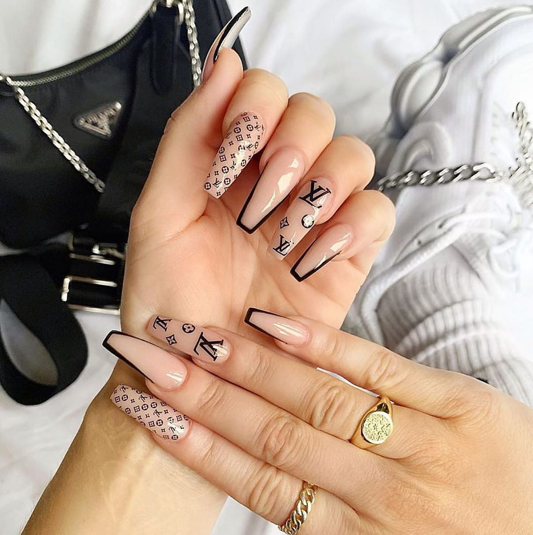 Photo of #hand nail makeup #nail makeup nailart #makeup nail designs #nail makeup #royal …