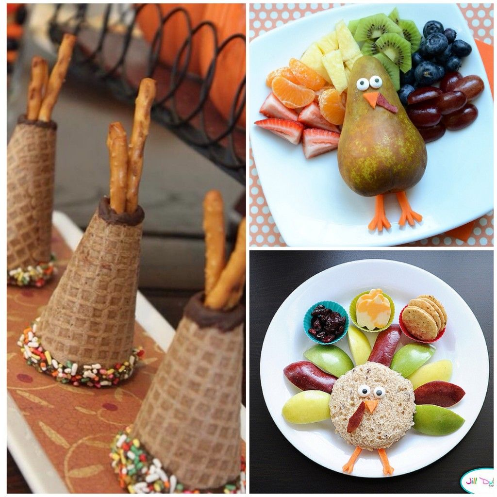 Fun Thanksgiving Foods For Toddlers Thanksgiving Recipes