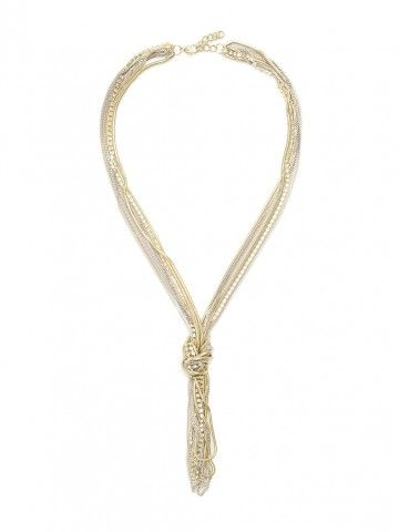 Knotty Or Nice Necklace N1537