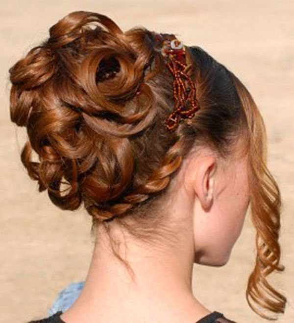 Updo Hairstyles For Weddings Do You Do When It Is Good Only Once In