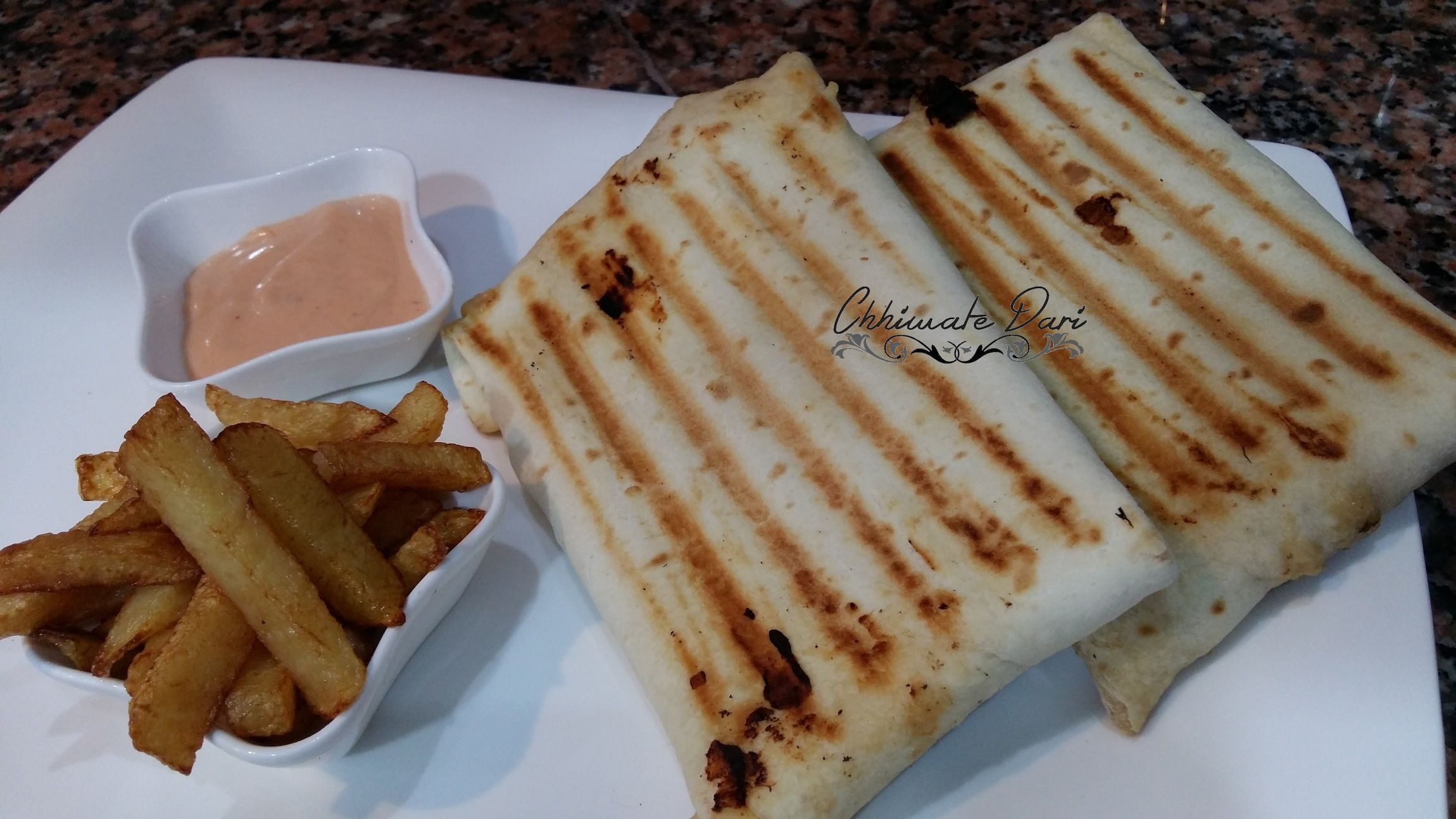 طاكوس بمقادير اقتصادية Un Delicieux Tacos Rectangulaire Maison Food Fast Food Healthy Recipes