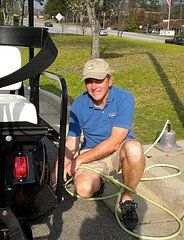 Golf Cart Tire Pressure Correct Pressure For A Better Ride Longer