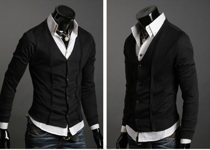 Dress shirt and sweater combo fashion believe mens for Sweater and dress shirt combo