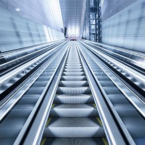 Johnson Lifts Escalators Manufacturing And Installation Elevation Installation Escalator
