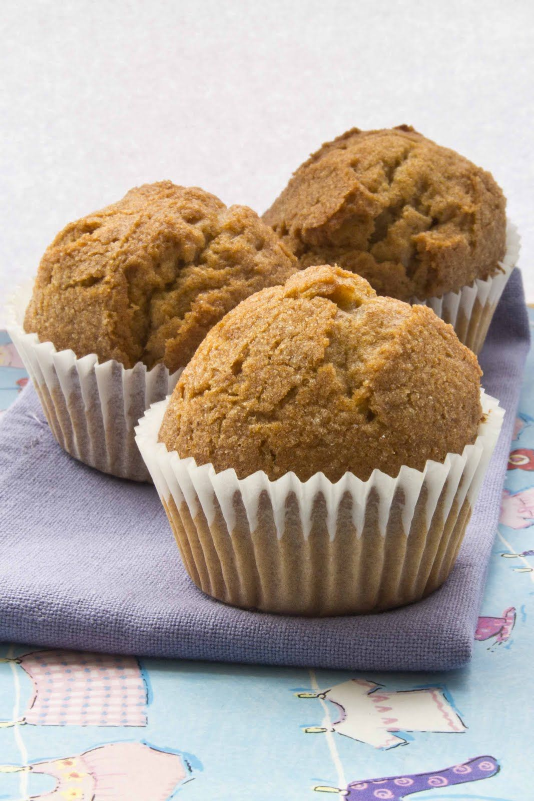 Muffin Galaxy: MAGDALENAS INTEGRALES DE CENTENO
