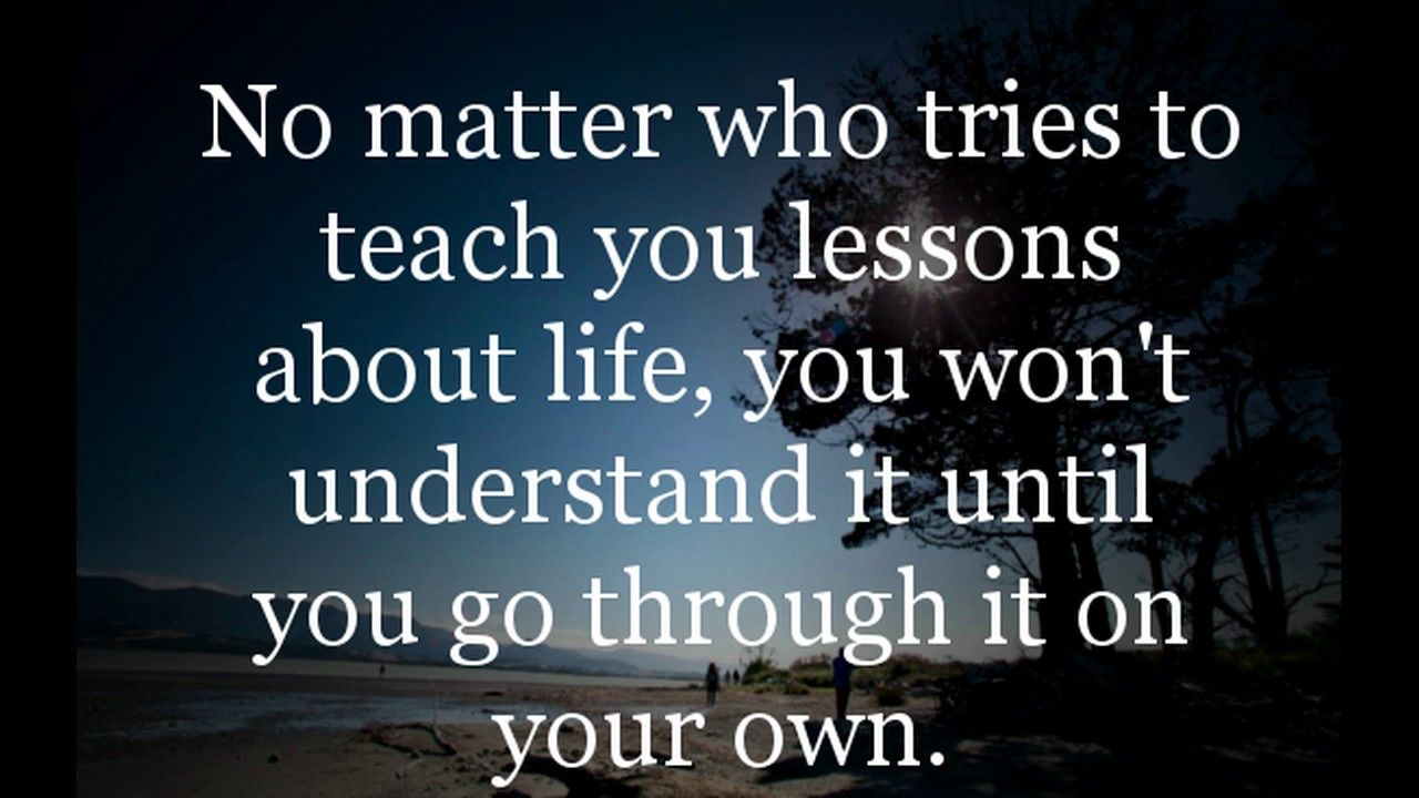 Life Quotes | Best Inspirational Quotes About Life Lessons | Quotes And .