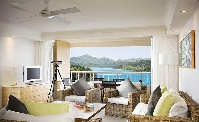 Two Bedroom Terrace Suite Reef View Hotel Hamilton Island