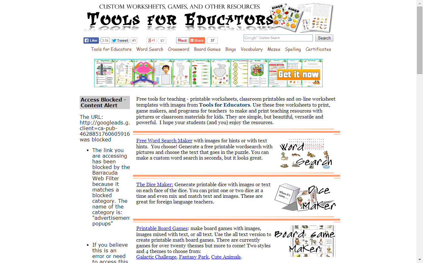 Tools For Educators
