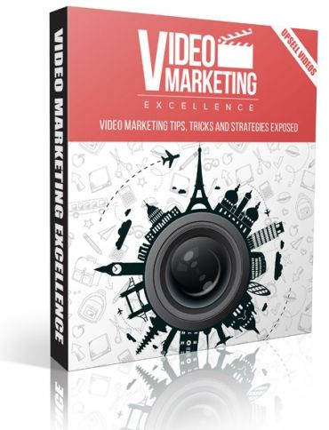 Video Marketing Excellence - UPSELL - Video Series (Resell Rights)
