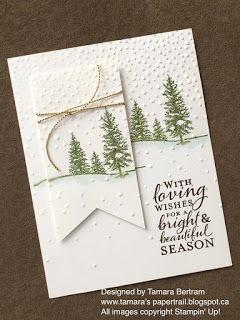 liebe diese Karte - vor allem die Art und Weise, wie sie den Schneeprägeordner benutzen ....   - Weihnachtskarten - #allem #Art #benutzen #den #die #Diese #Karte #liebe #Schneeprägeordner #Sie #und #vor #weihnachtskarten #weiße #wie #wintercards