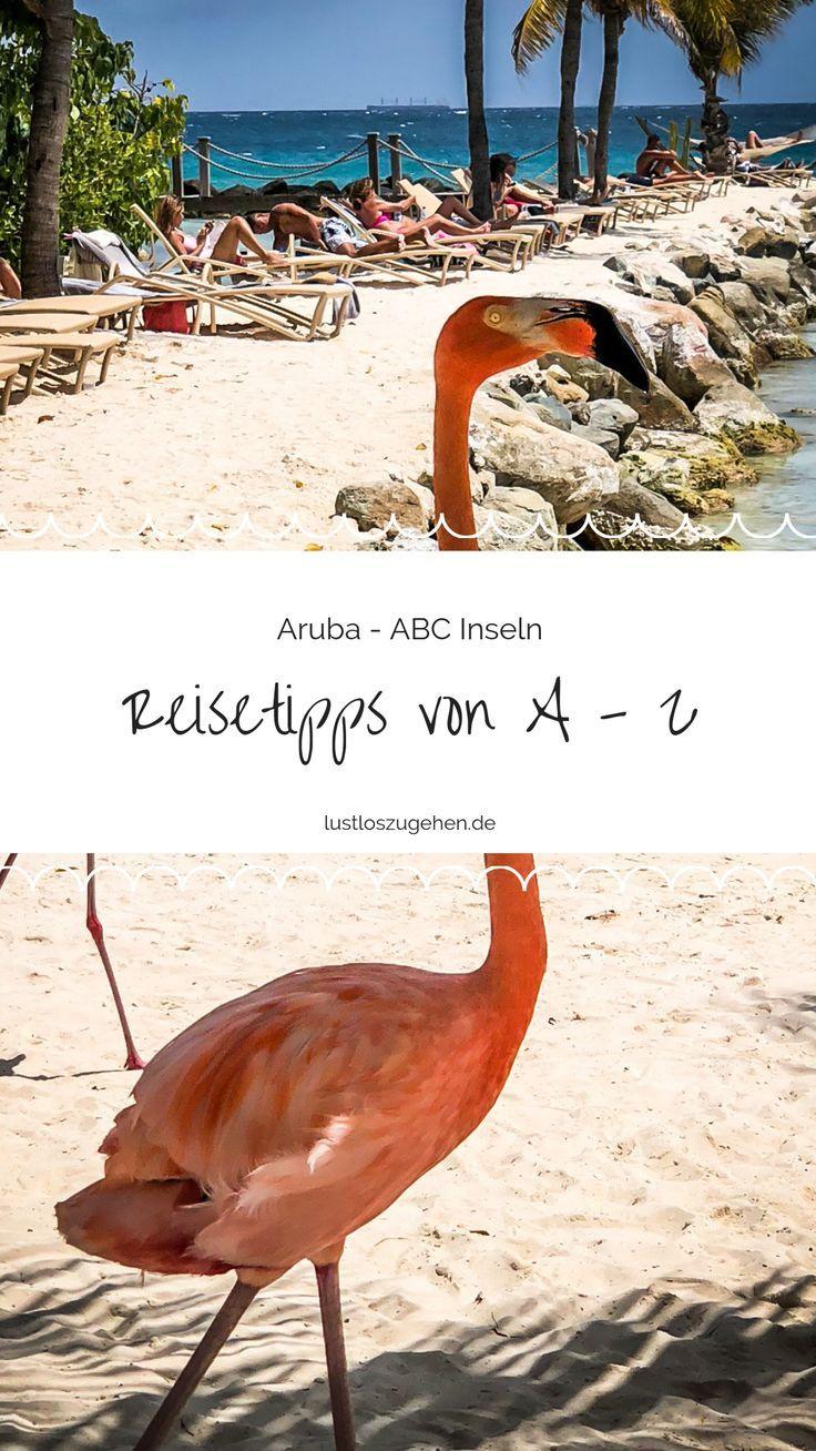 Guía de viaje de Aruba con muchos consejos e ideas para su viaje.