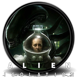 Alien Isolation By Alchemist10 Alien Isolation Alien Program Icon
