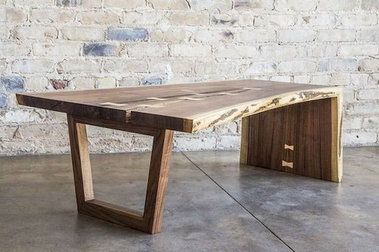 pin on slab tables