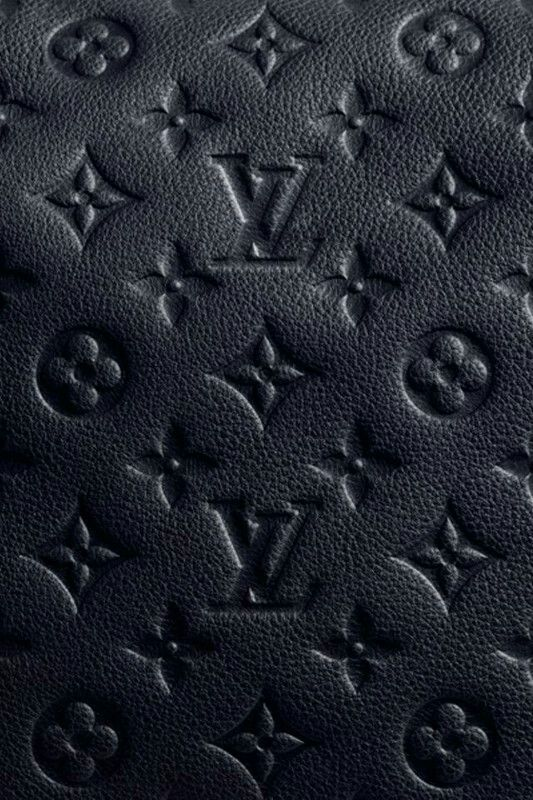 Black Louis Vuitton Embossed Leather Phone Wallpaper Background Louis Vuitton Iphone Wallpaper Louis Vuitton Pink Pink Wallpaper