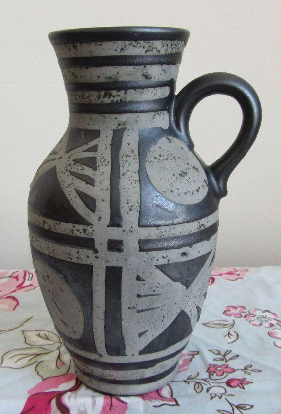 Pin auf german pottery ceramic Carstens ANKARA