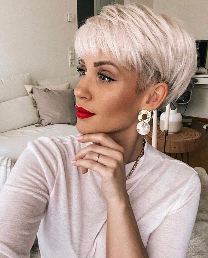 40 Stunning Shaved Hairstyles for Women - January