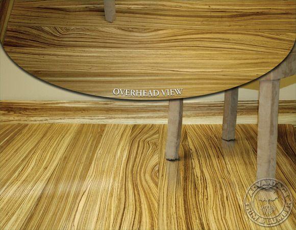 Zebrawood Flooring Cabinets Zebra Wood Pinterest Woods
