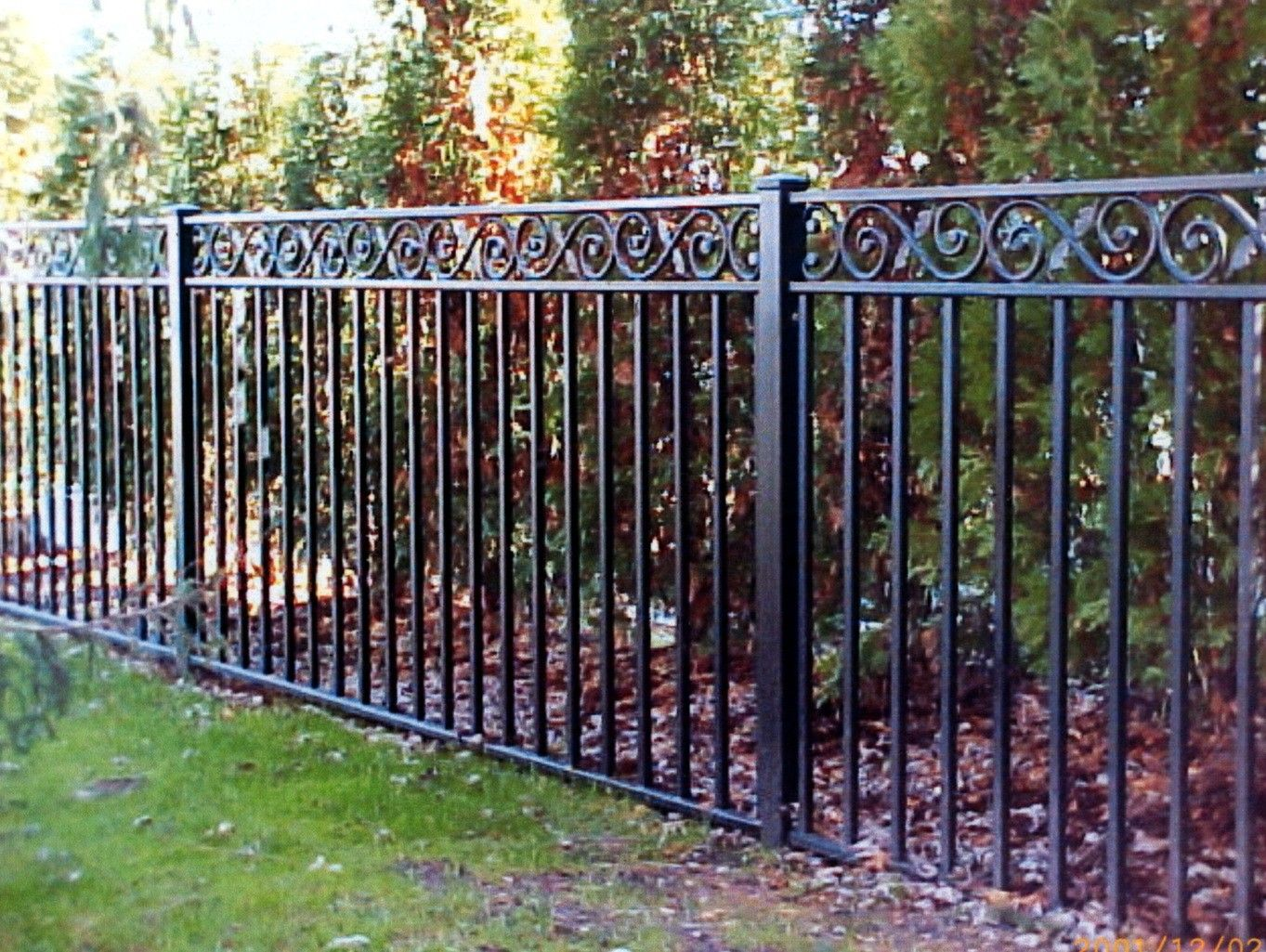 Aluminum Fence Repair Charlotte Nc