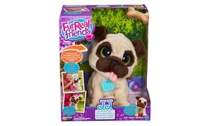 Furreal Friends Jj My Jumpin Pug With Images Fur Real Friends Little Live Pets Pet Toys