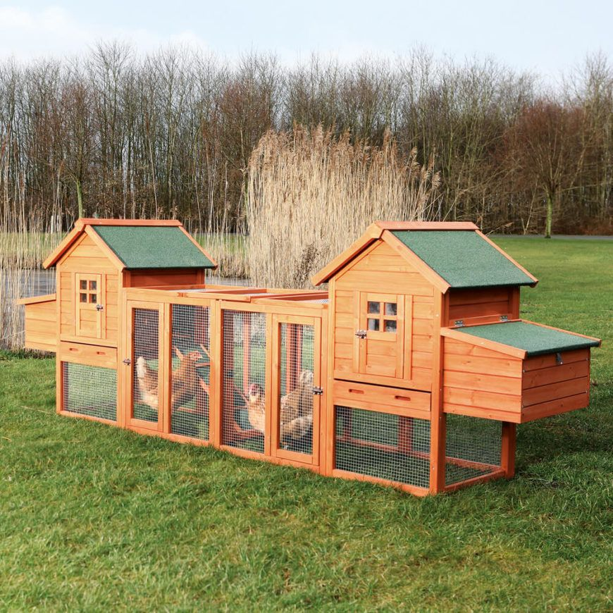 Best Easy DIY Chicken Coop Plans You Can Build | Backyard ...