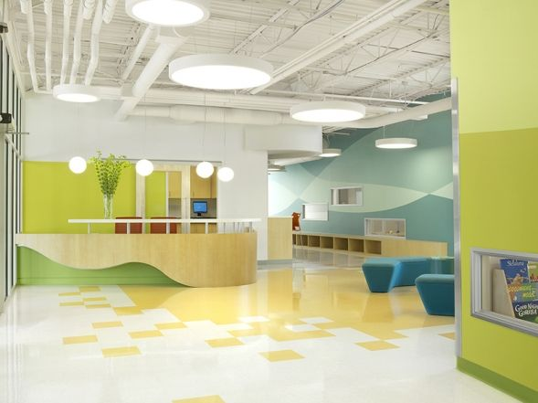 Education design flance early learning center our work education pinterest daycare for Learning about interior design
