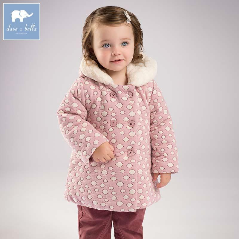 71e69eeb733e DB6087 dave bella winter infant baby girl lovely Jackets toddler ...