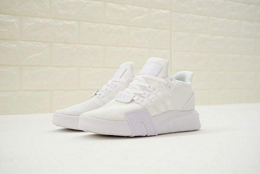 b30221e7543 ... best website 7fc00 0180c Adidas EQT Basket Adv Da9534 Triple White nike  sneakers vintage Shoe
