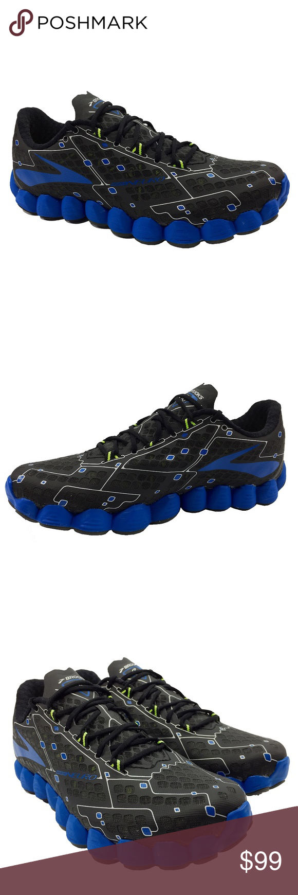 0db6f260039 Brooks NEURO Mens Running Cross Training Shoes Brooks Men s Neuro Running  Shoe Size 11.5 Gender