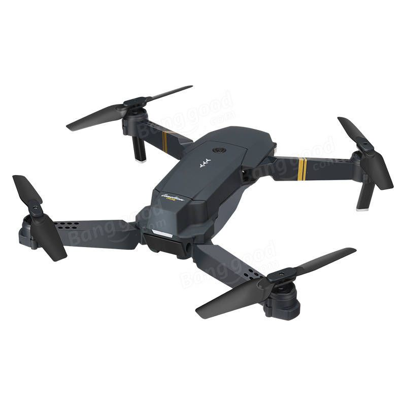 Eachine E58 Wifi Fpv With 720p 1080p Hd Wide Angle Camera High Hold Mode Foldable Rc Drone Quadcopter Rtf Rc Drones From Toys Hobbies And Robot On Banggood Com Drone With Hd Camera