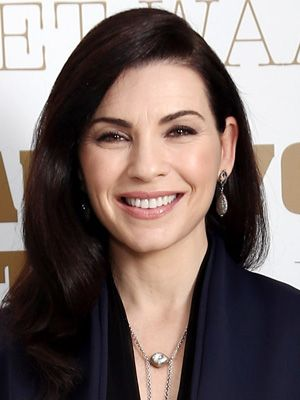 Julianna Margulies Deep Soft Winter (also typed  Deep Soft Summer and Deep Winter, she looks too deep to be a Summer though, so who knows)