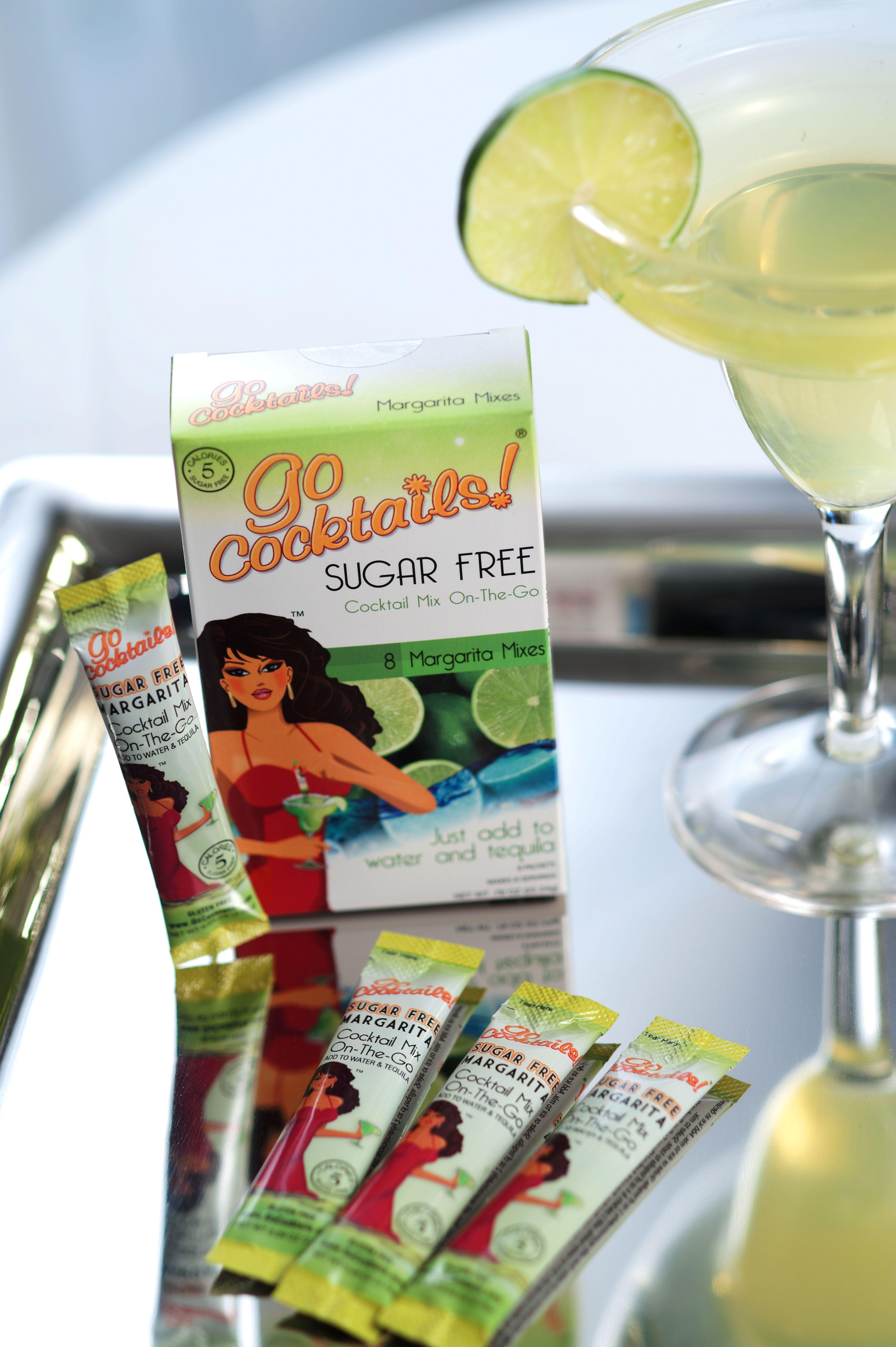 Jose Cuervo Sugar Free Margarita Mix Nutrition Facts