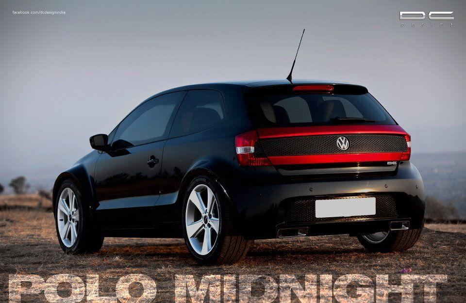 Check Out This Modified Volkswagen Polo By Dc Design Autos Y