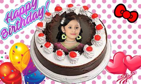 Enjoyable Birthday Cake With Name And Photo Frame 1 2 Apk Cake Name Happy Funny Birthday Cards Online Alyptdamsfinfo