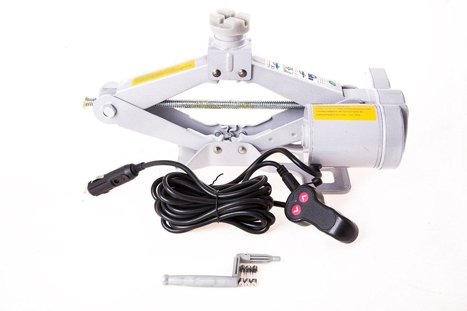 Electric Car Jack Floor Jacks 12V Automotive 1