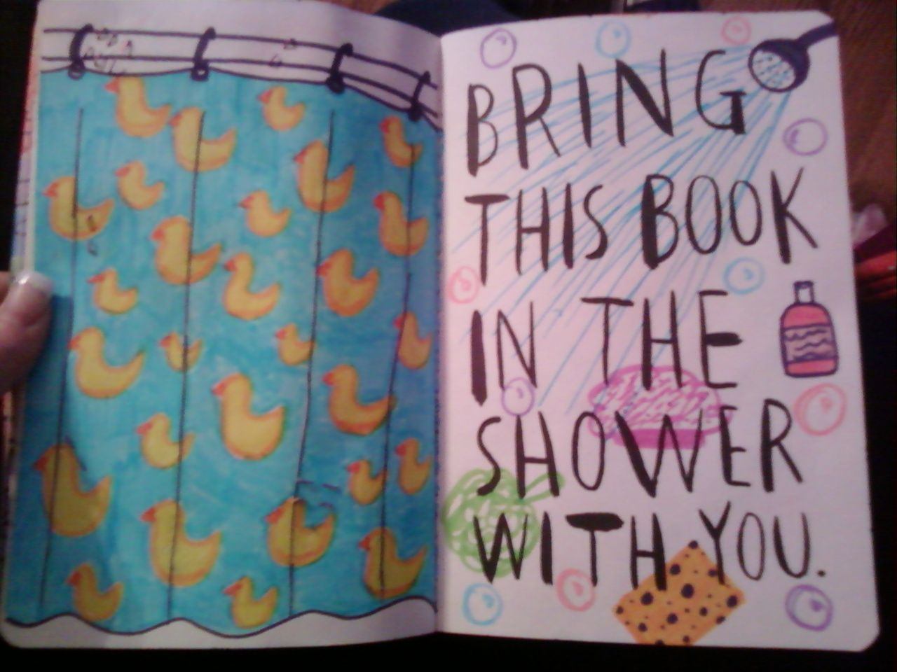Wreck This Journal Book Cover Ideas ~ Journal cover ideas tumblr imgkid the image