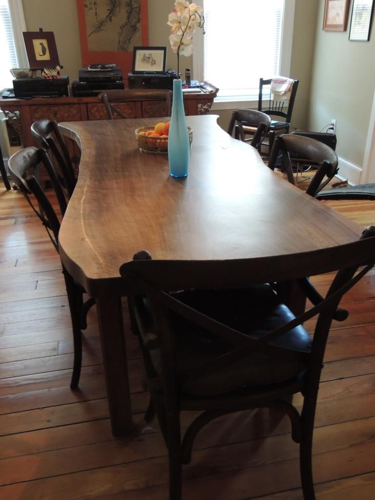 Natural Flitch Walnut Dining Table How To Make A Dining Table Walnut Dining Table Table