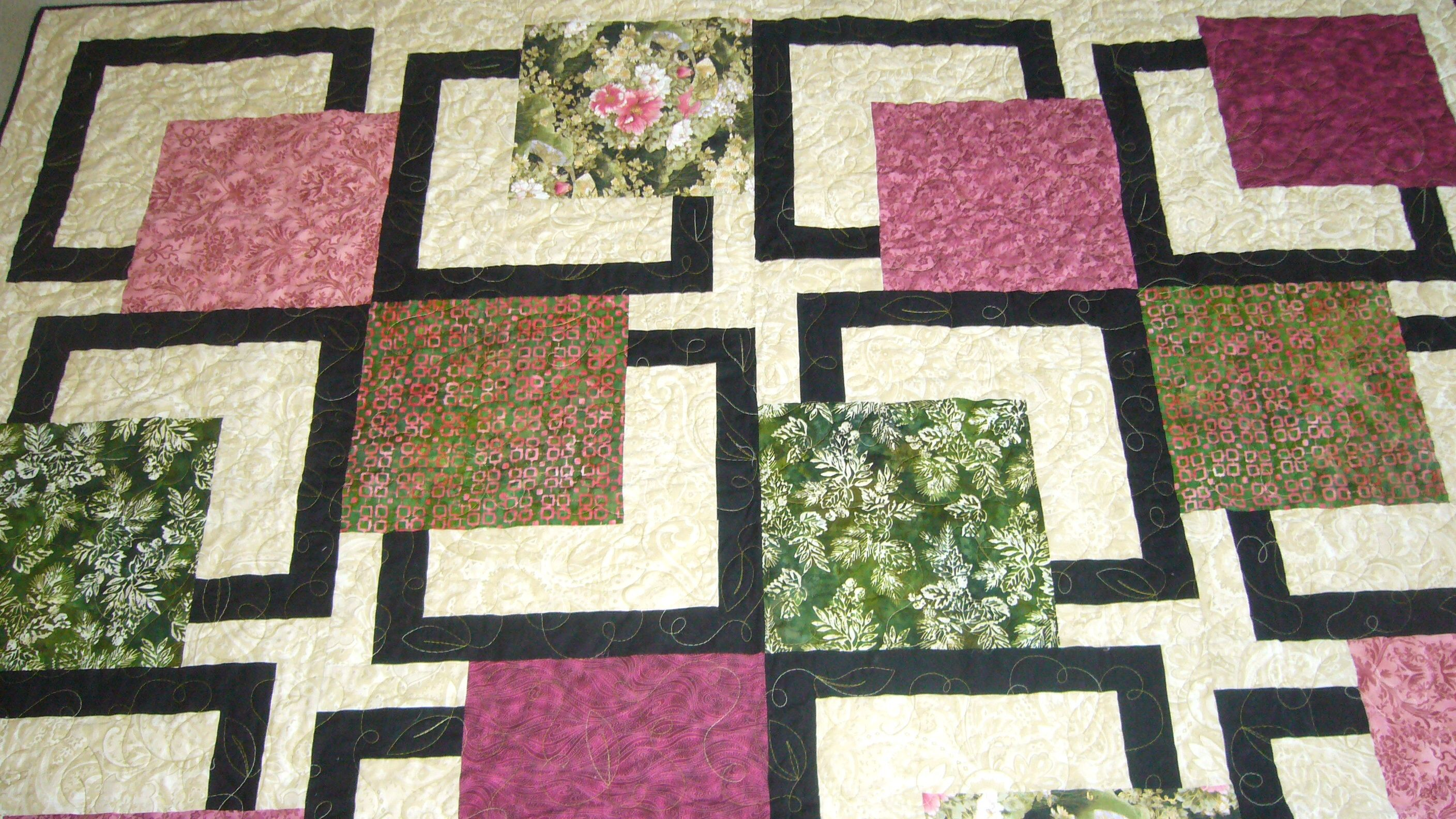 Free Quilt Patterns From Pinterest : Family quilt pattern: