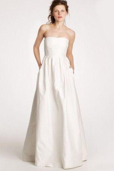 Love A Wedding Dress With Pockets J Crew Casual Wedding Dress Wedding Dress With Pockets Simple Wedding Dress Casual