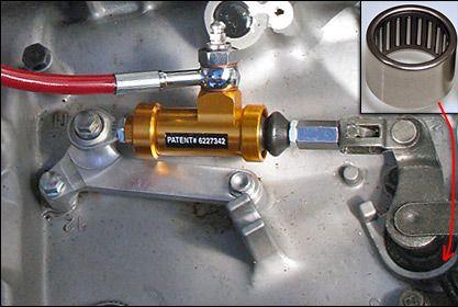 Hydraulic clutch conversion   Bike Stuff   Pinterest ...