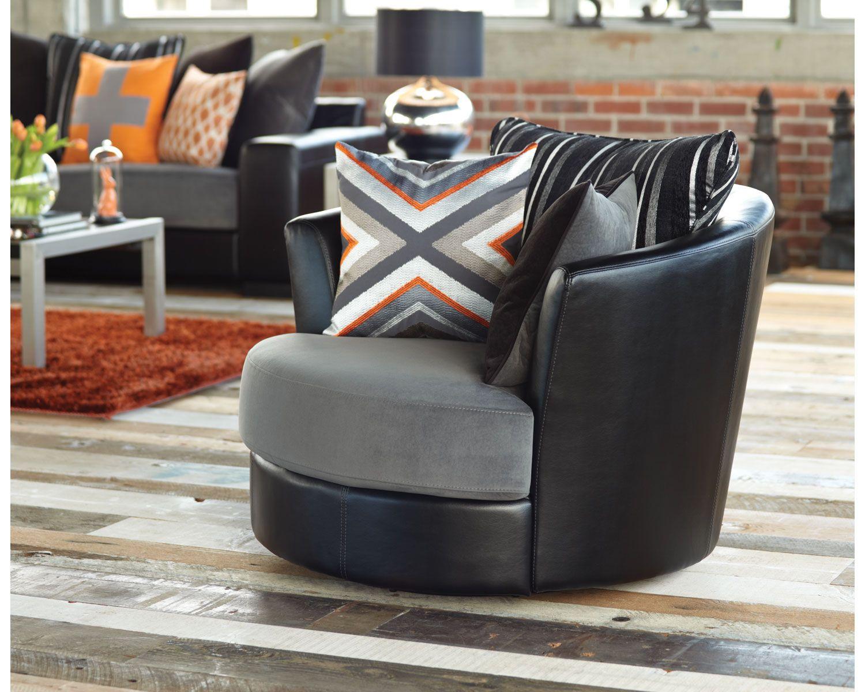 Boston Swivel Chair Small from Harvey Norman New Zealand