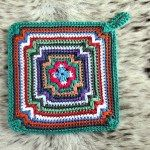 Free Crochet Potholder Patterns #crochetpotholderpatterns