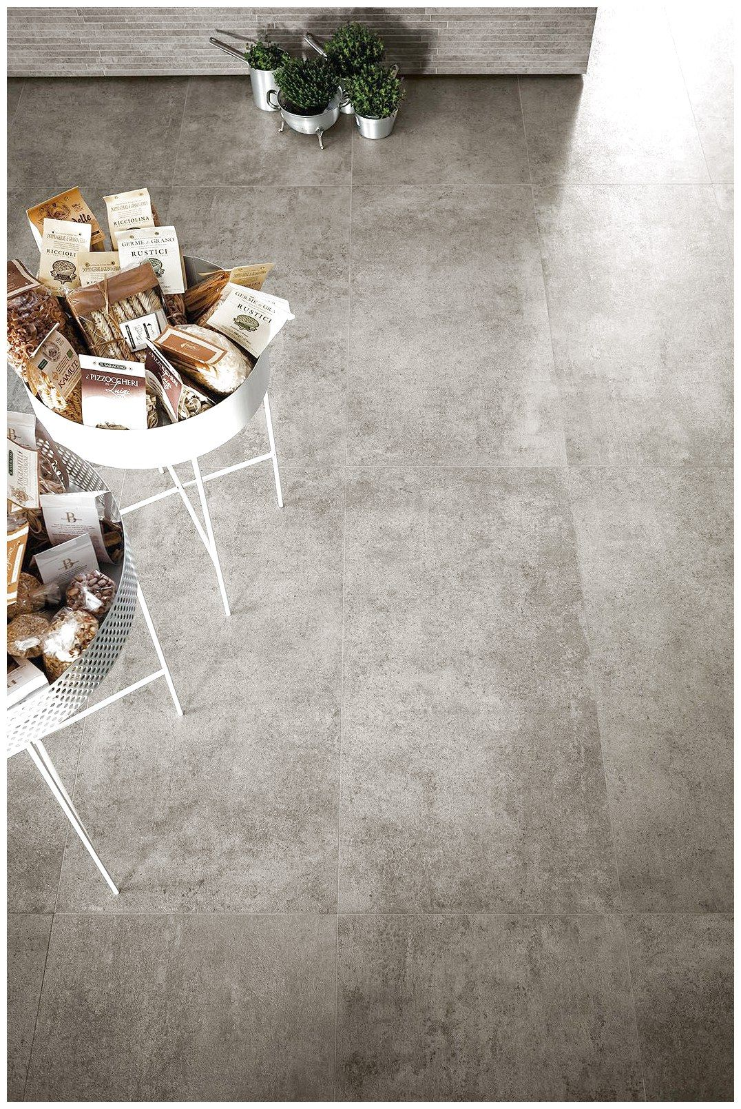 Brooklyn Concrete Floor Tiles Marazzi Flooringmakeoverinspiration Click To See More Concrete Tile Floor Concrete Tiles Kitchen Concrete Floors