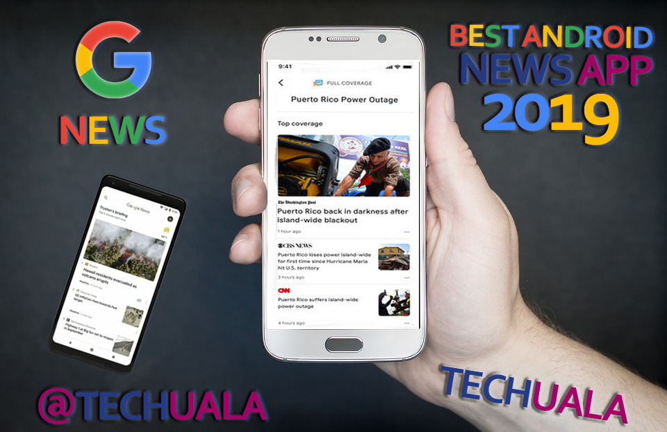 The Best News App For Android 2019 | TECHNOLOGY | Android